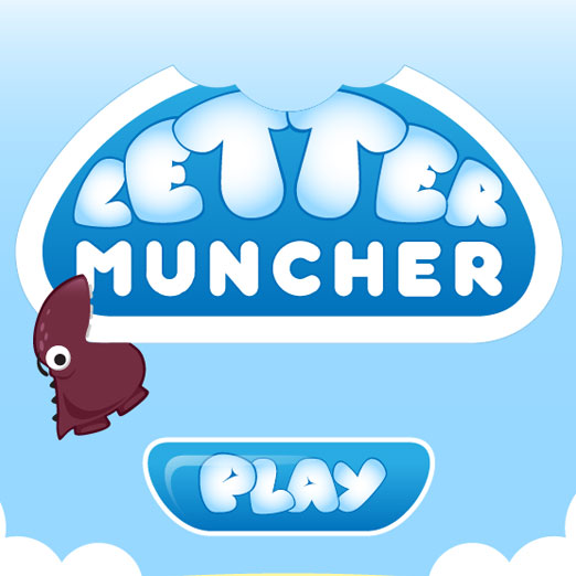 Video: Letter Muncher – A Game for Early Learners Age 5-7